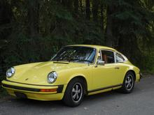 Restored 1974 911 Coupe