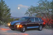 It is hard to eclipse a Porsche Cayenne